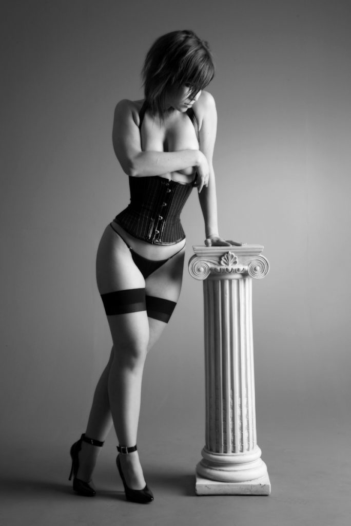 Corset Fetish on the rise